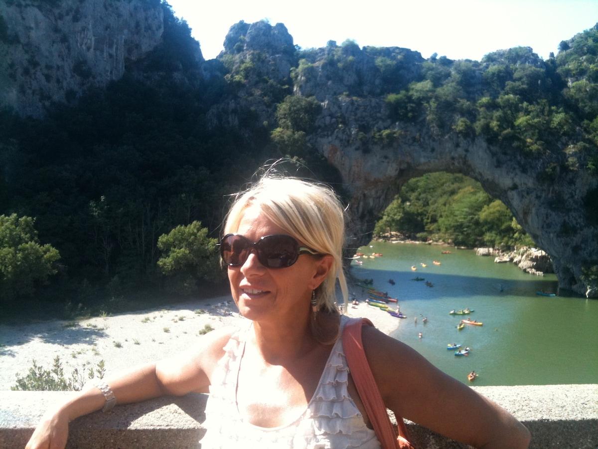 Martine from Barjac