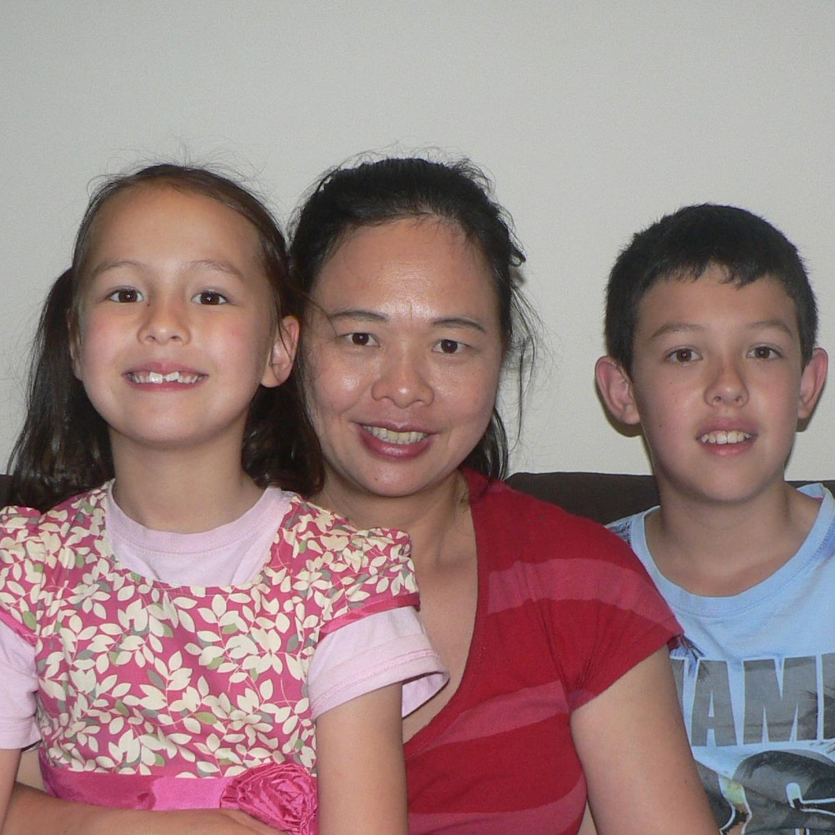 Hello,  My name is Cindy. I am Chinese/Australian