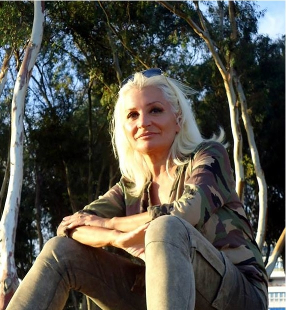 María from Málaga