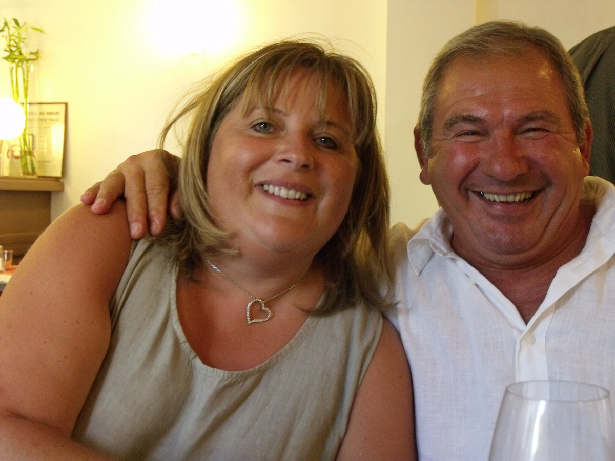 Serge Et Marie from Roubia