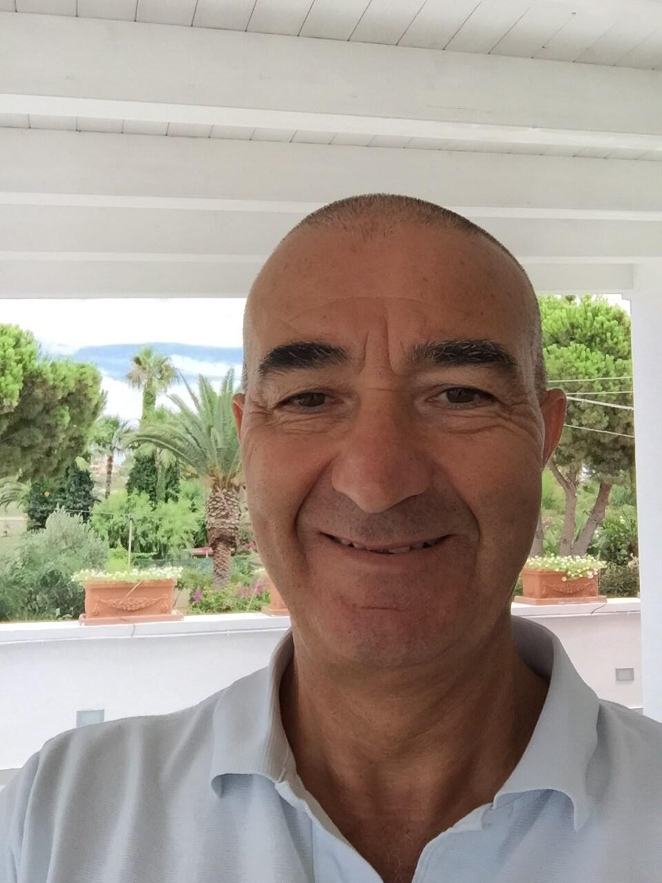 Gaetano From San Leone, Italy