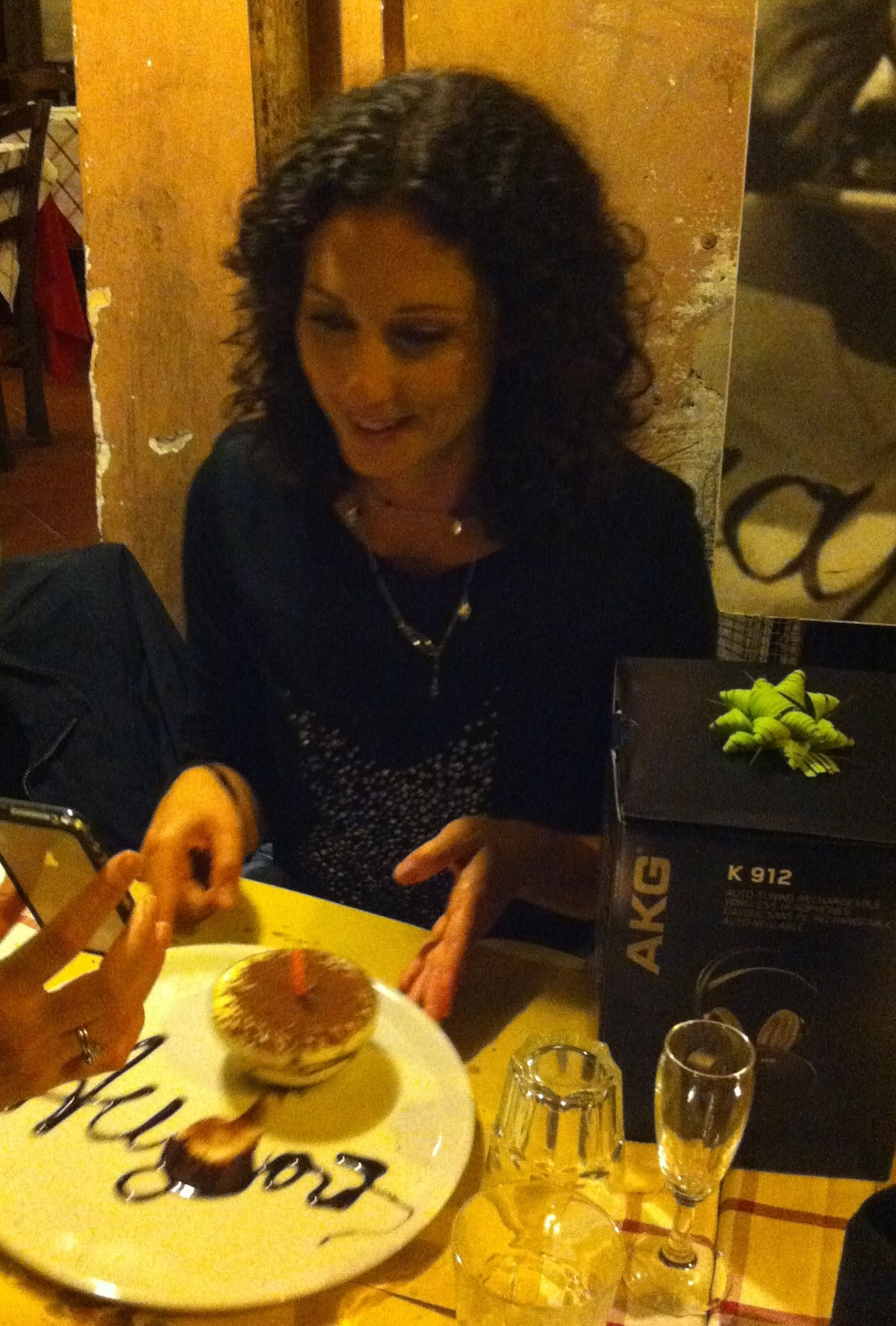 Giulia from Rome