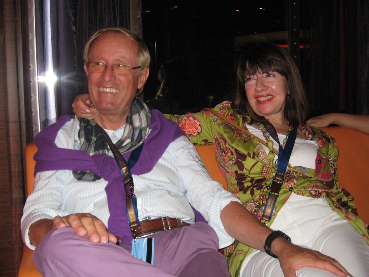 Karin, Harro & Elvis From Düsseldorf, Germany