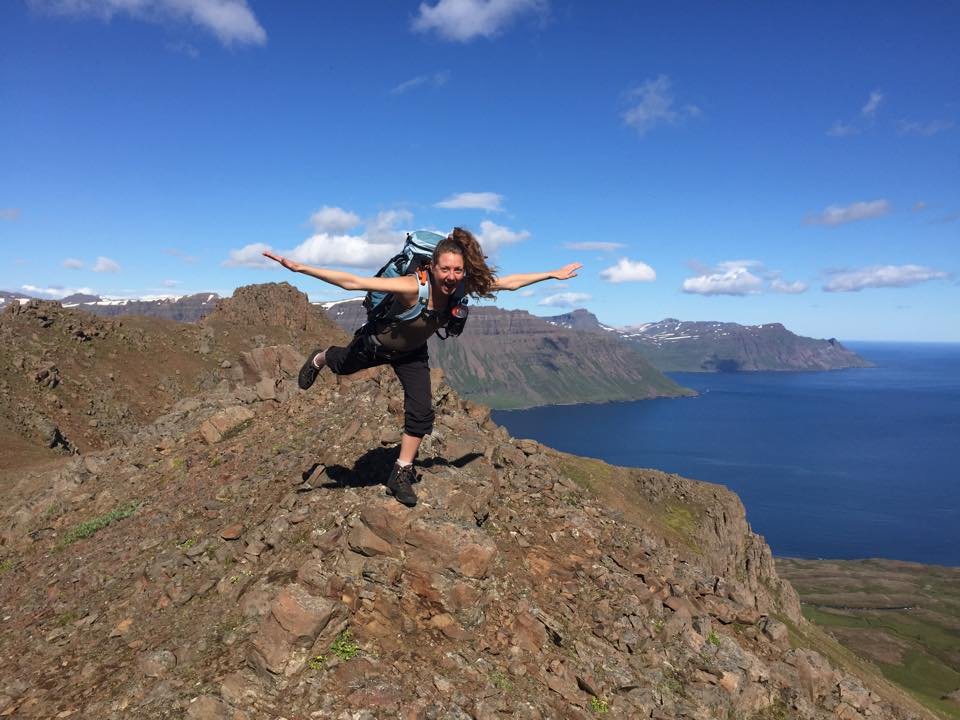 Hrefna from Reykjavík
