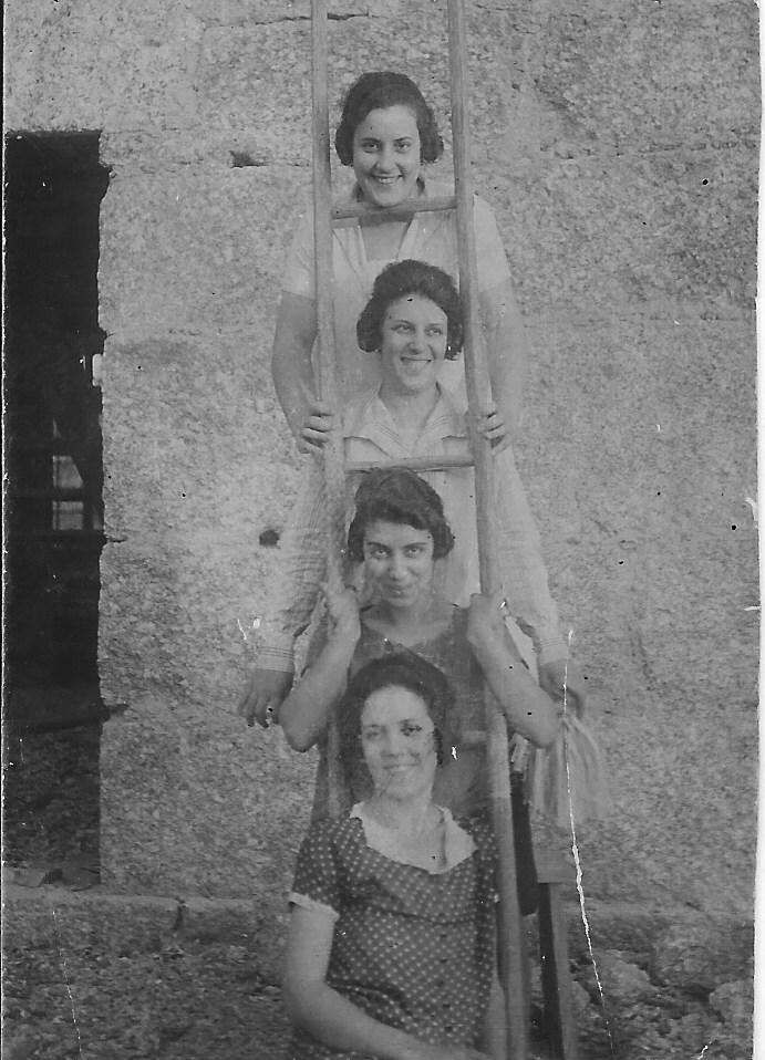Inês from Macieira da Maia