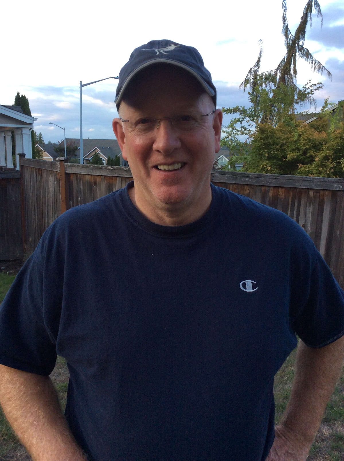 Mike from Sedro-Woolley