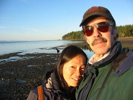 Dan & Naoko From Victoria, Canada