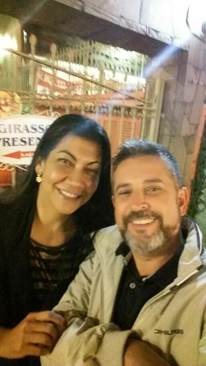 Moro em Porto Alegre, mas Gramado e a nossa segund
