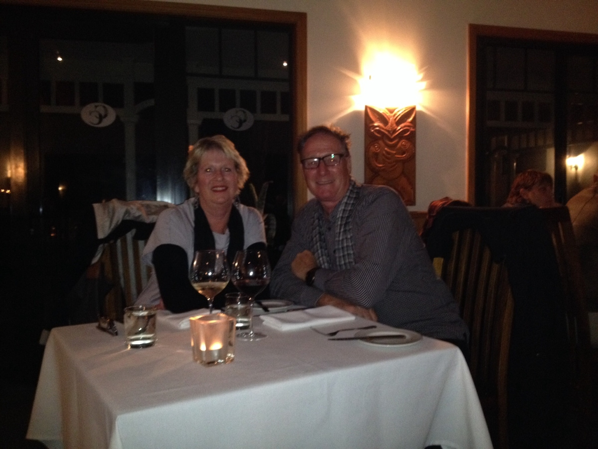Keith And Barb from Mangonui