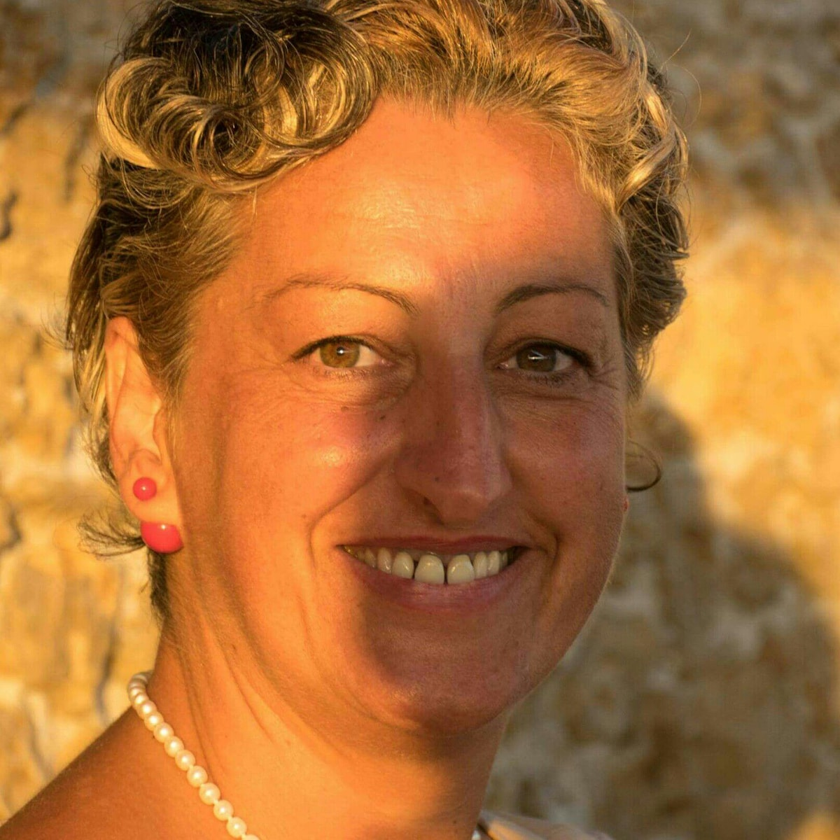 Stefania From Castagneto Carducci, Italy