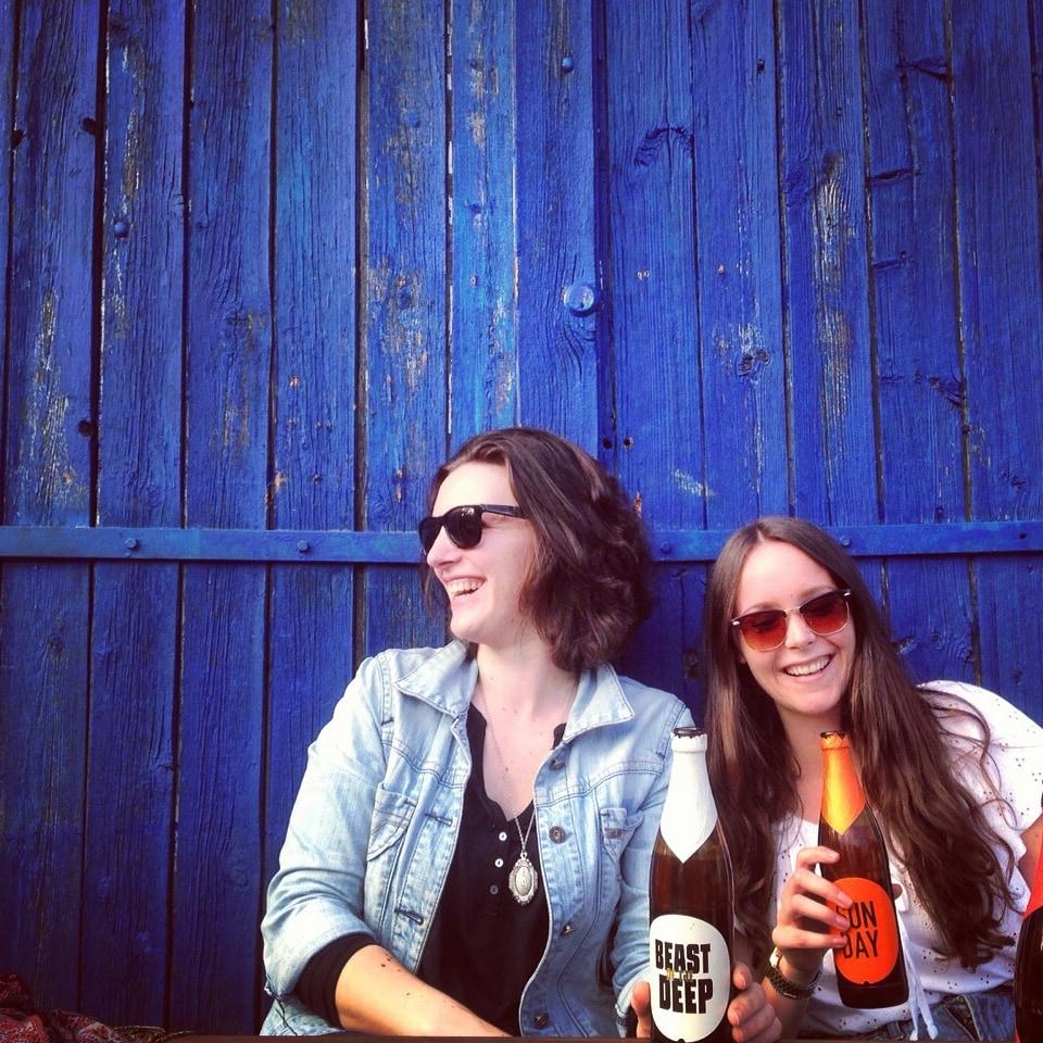 Pia & Rebecca from Berlin