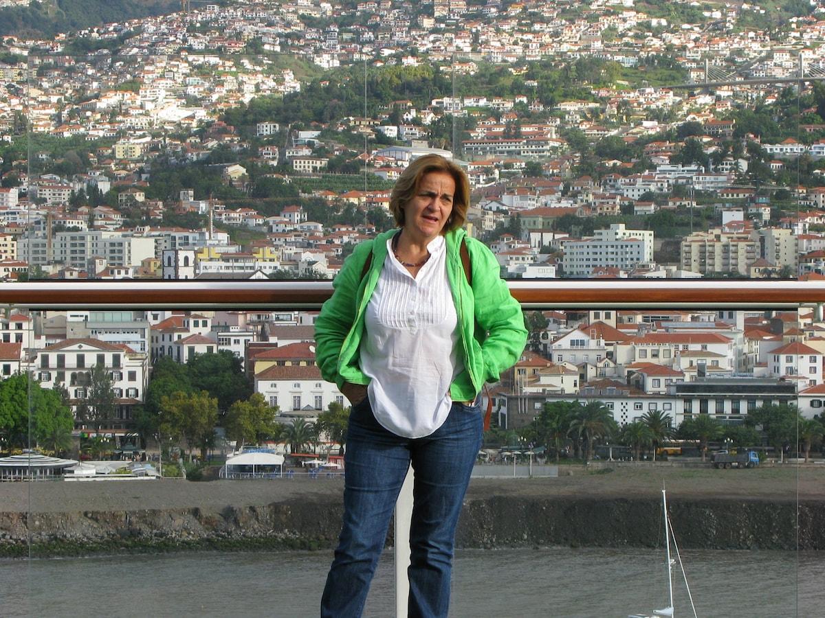 Maria from Valtetsi