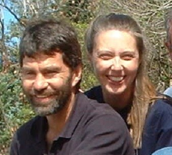 Cilla And Daniel from Haruru Falls