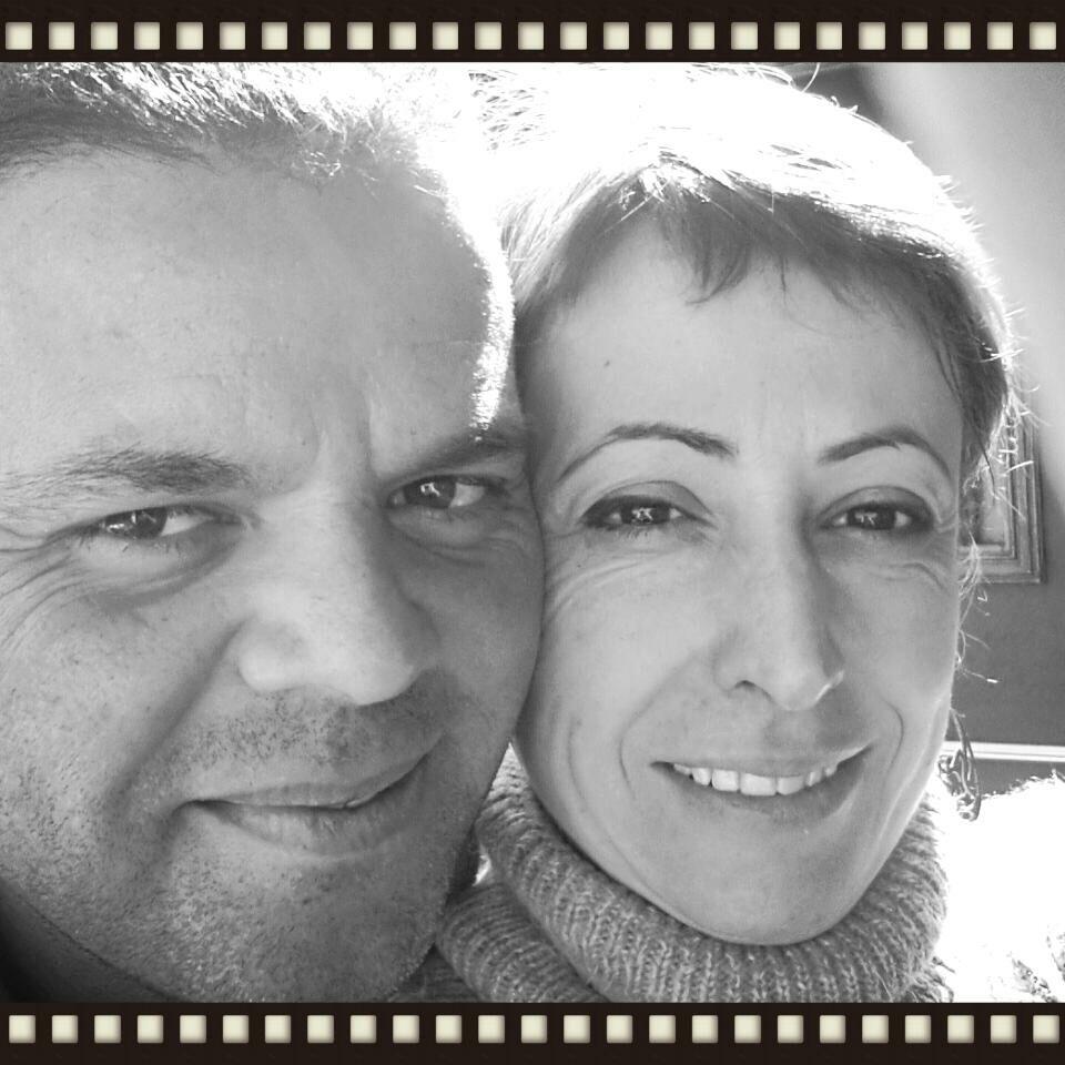Luz And Vladimir from Los Realejos