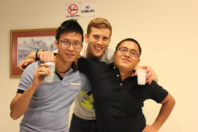 Thomas From Singapore