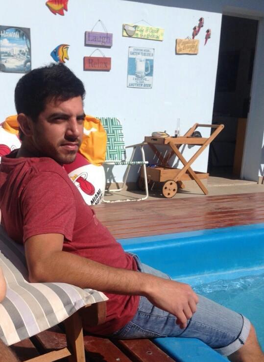 Daniel From Puerto Madryn, Argentina