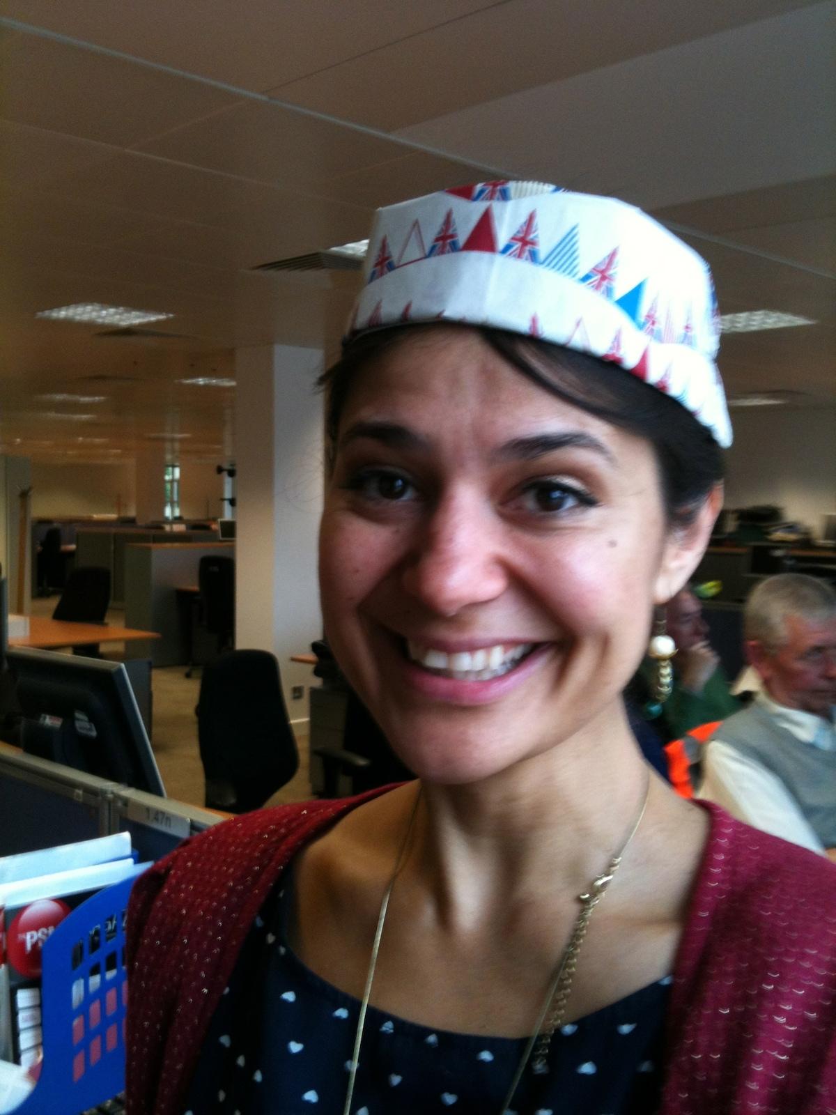 Gita from London