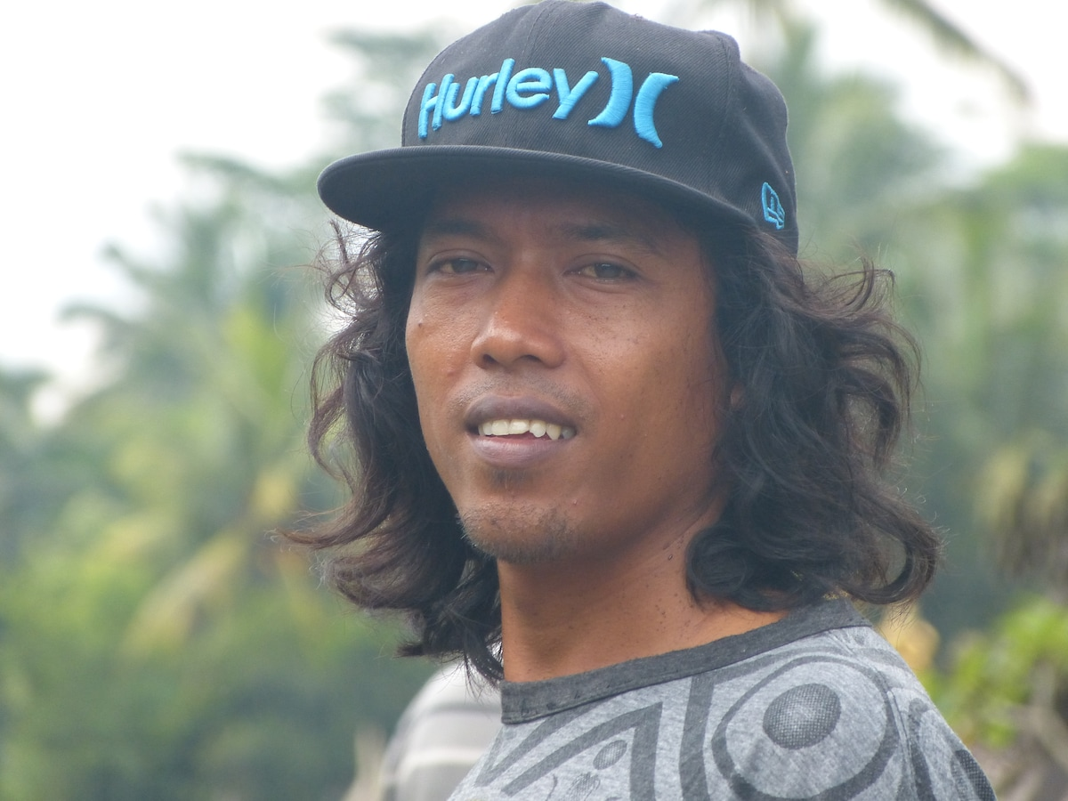 Wayan From Ubud, Indonesia