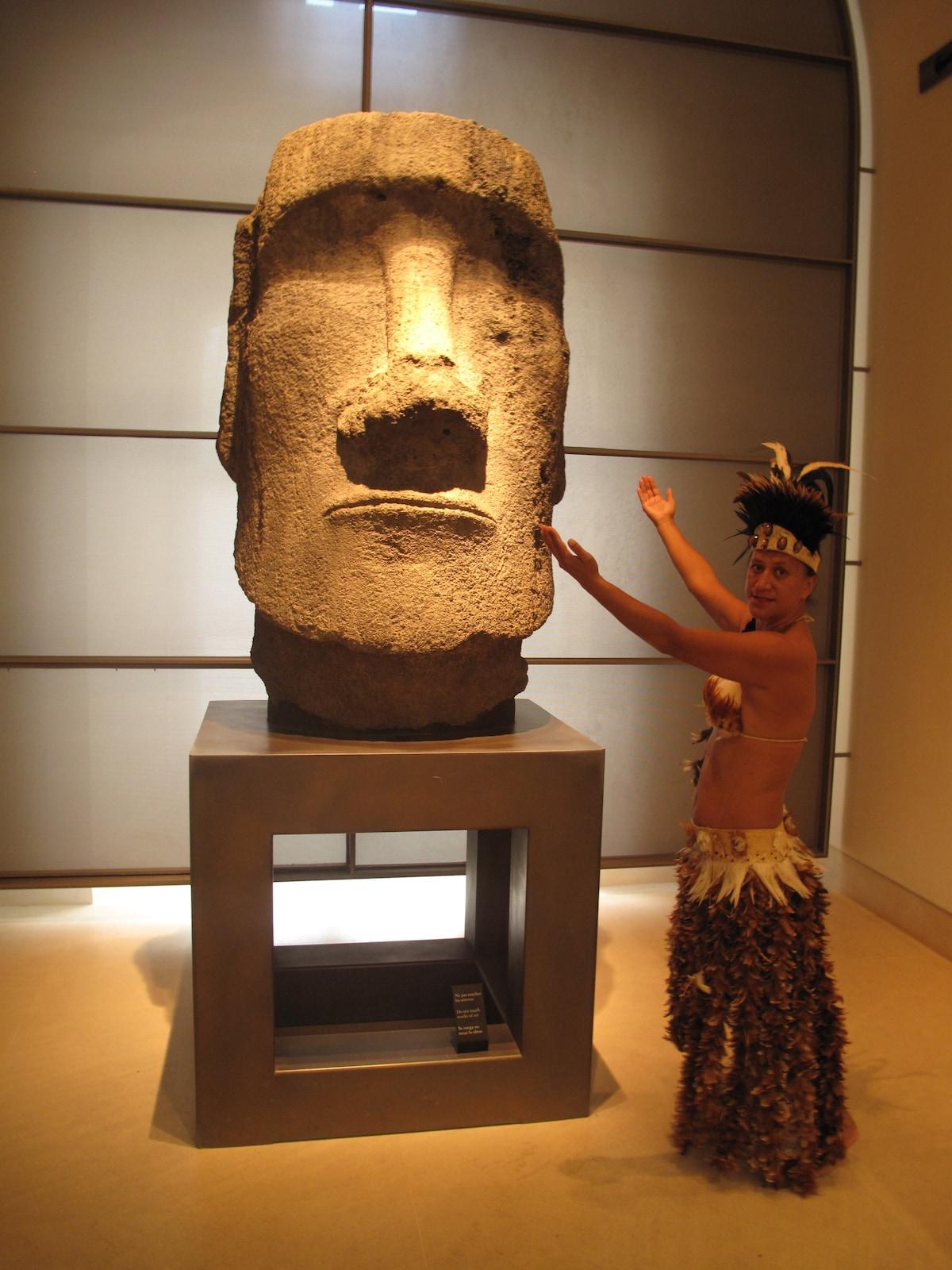 Maria Rapa Nui from Easter Island