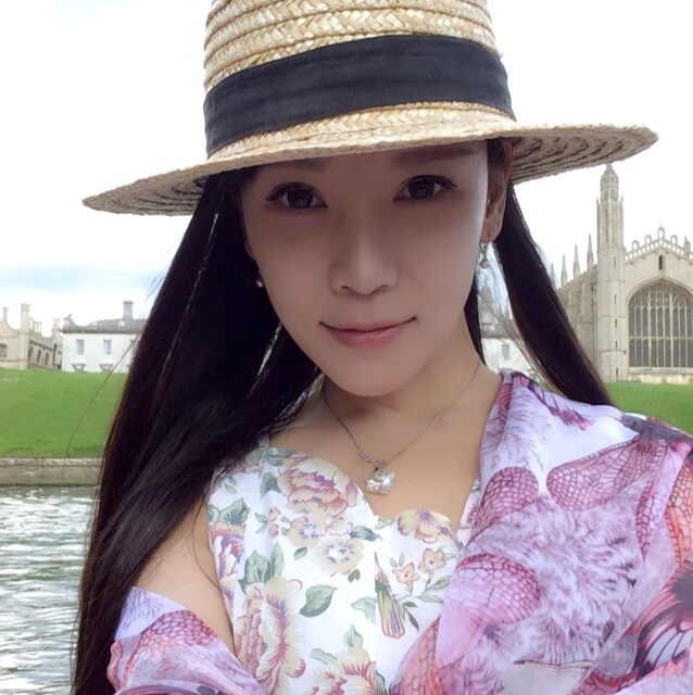 I'm originally from China, did my study in Oxford