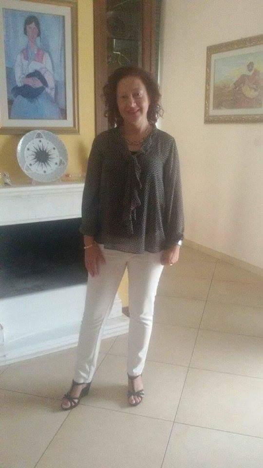Daniela from Rossano