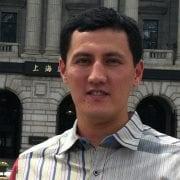 Emil from Bishkek