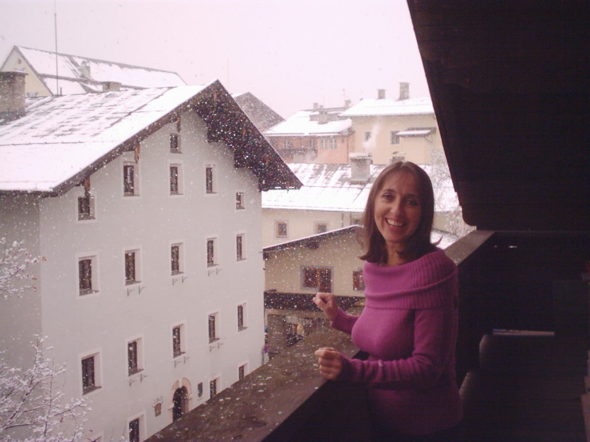 Michela from Kitzbuhel