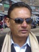 Kajal from Santiniketan
