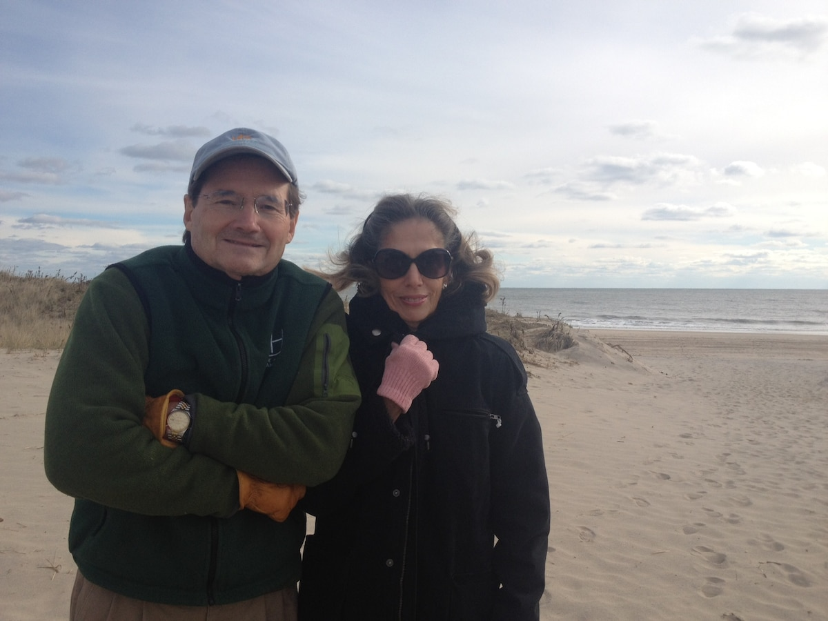 Brother and sister share generational East Hampton