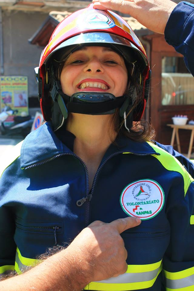 Silvana From Sant'Omero, Italy