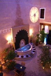 Riad from Fes