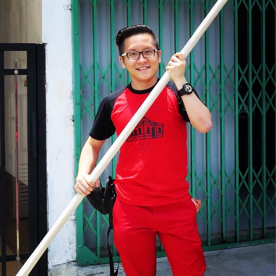 Indra From Kubu, Indonesia