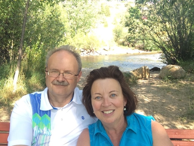 Barry & Verone from Saskatoon