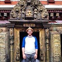 Aaron From Kathmandu, Nepal