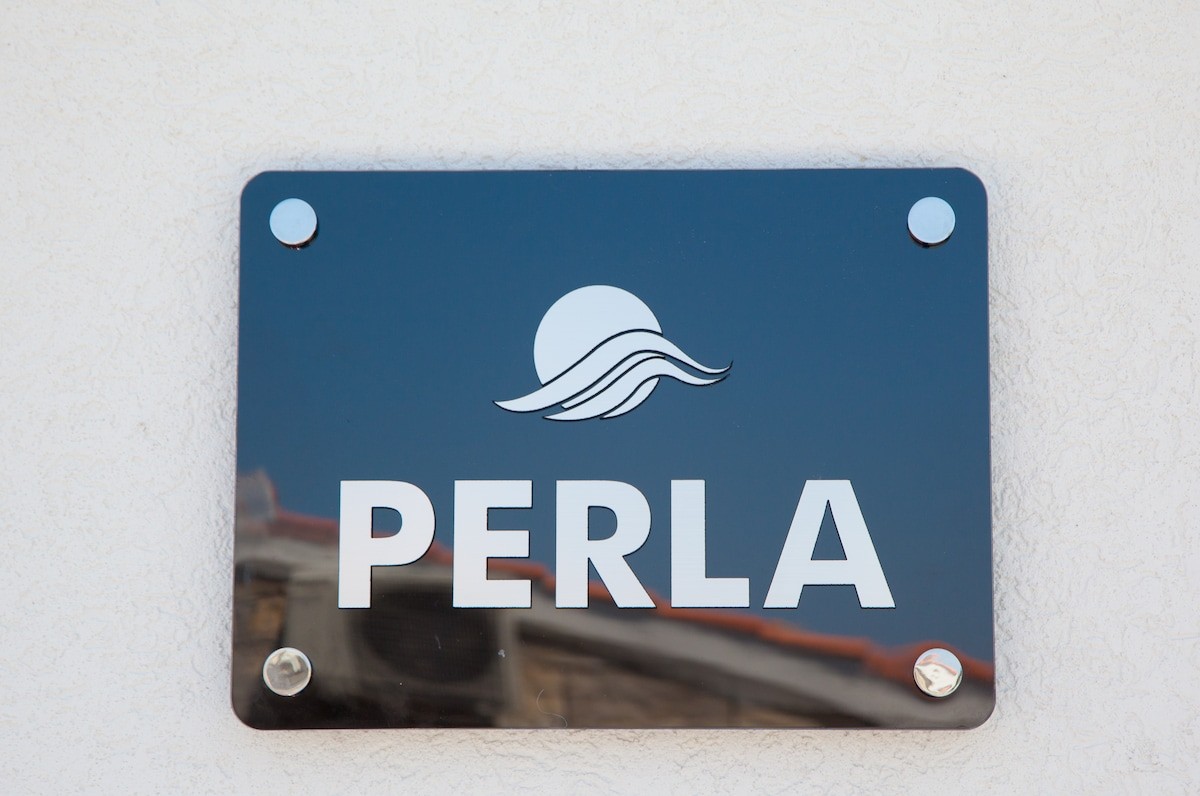 PERLA Hotel from Ulcinj