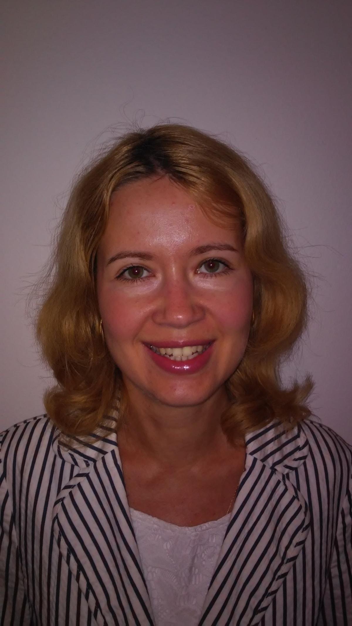 Мария from Karlovy Vary