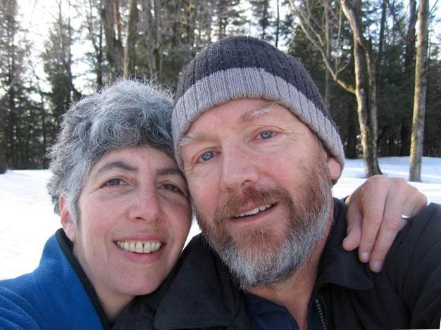 Carol & Robin From Northampton, MA
