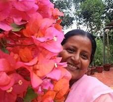 Linda From Kochi, India