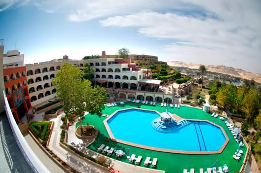 Basma Hotel Club from Aswan