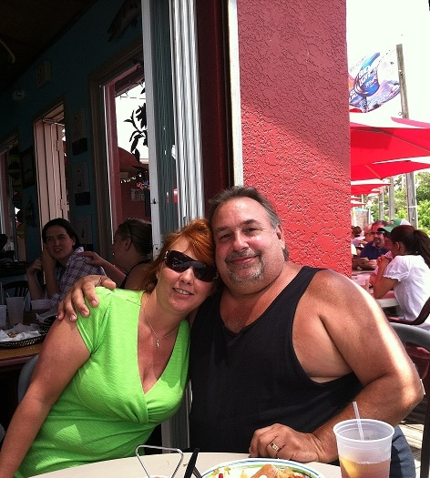 Guido & Amber From Myrtle Beach, SC
