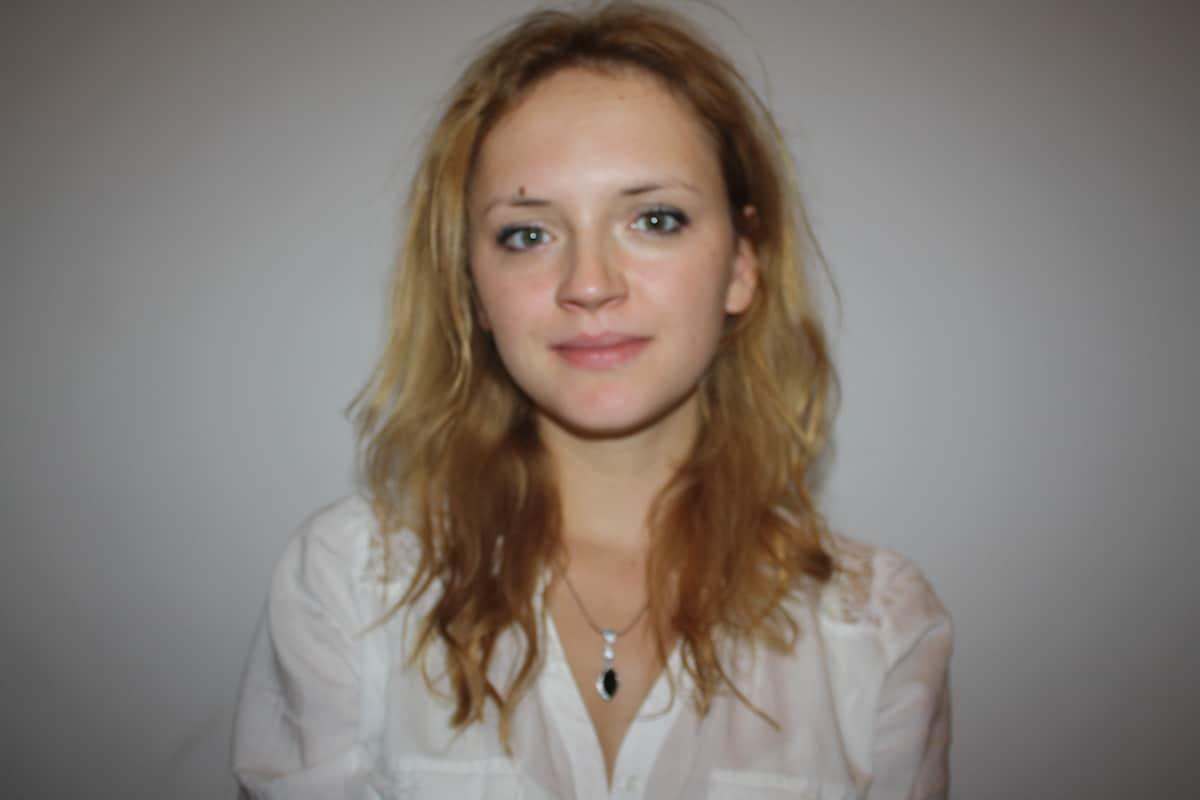 Anna Barbara from Szczecin