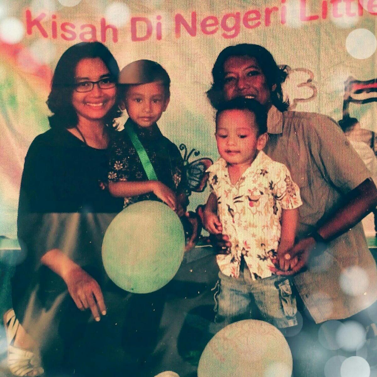 Oki From Yogyakarta, Indonesia