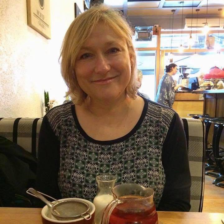 Sara from Saint Kilda