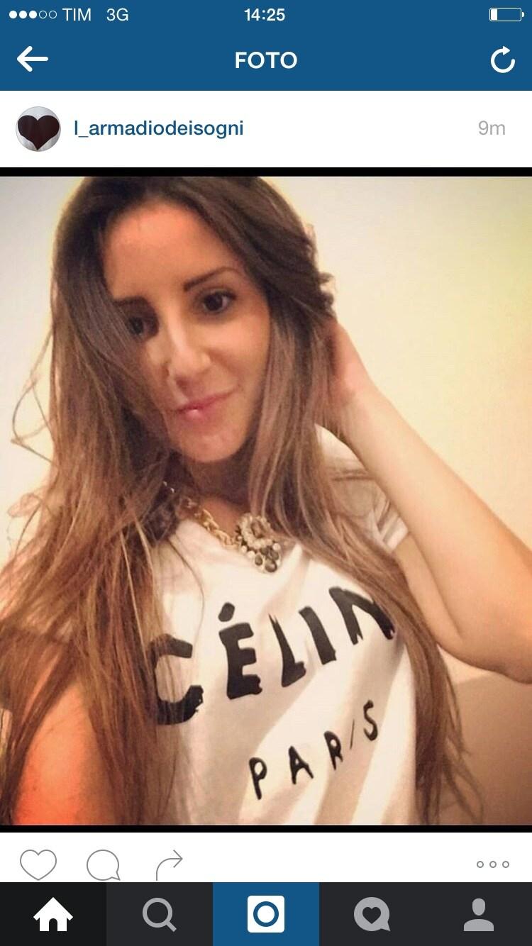Francesca From Cortona, Italy