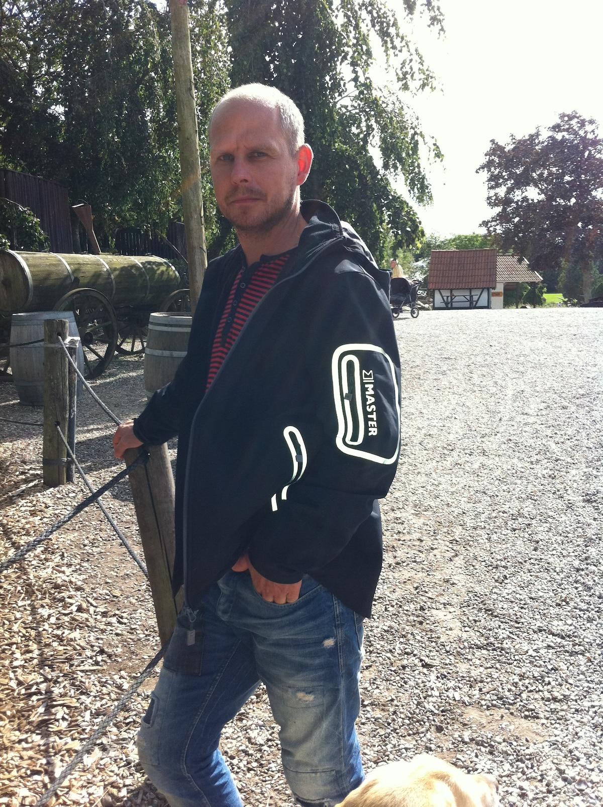 Stefan From Give, Denmark