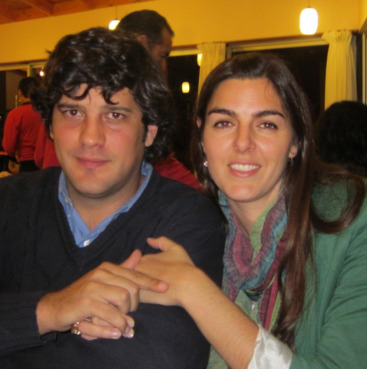 Atilio Y Mercedes from Luján de Cuyo