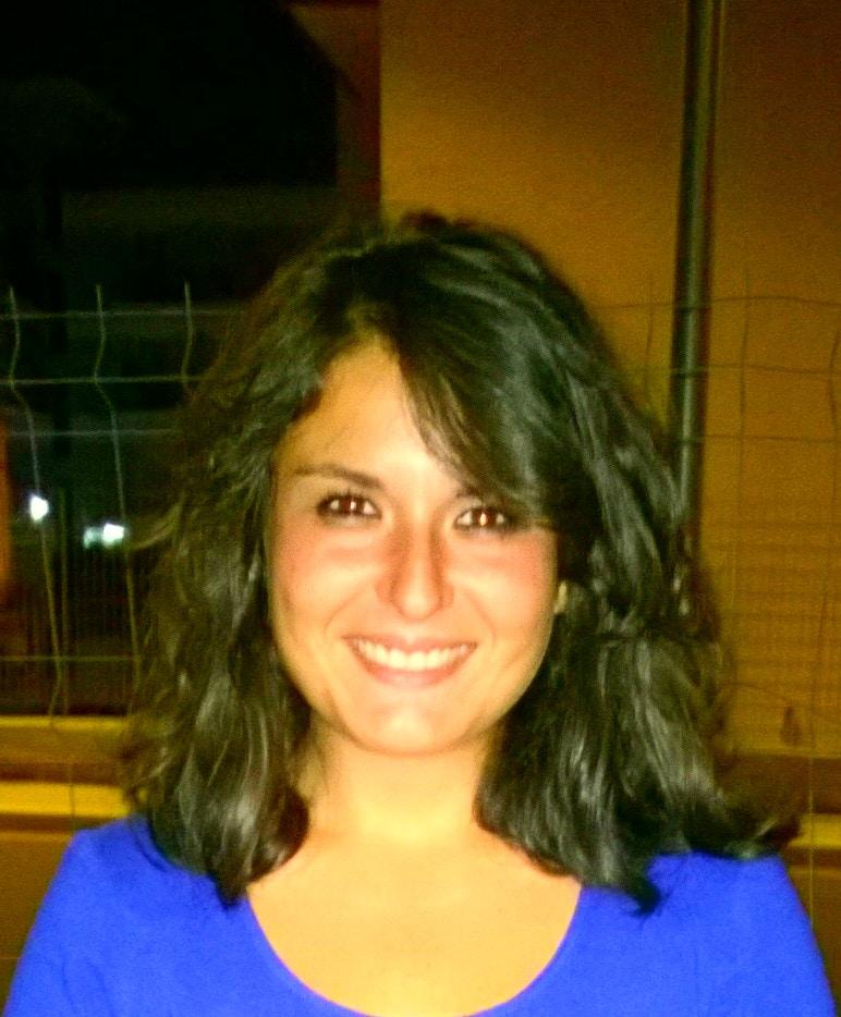 Luana fra Bari, Italien