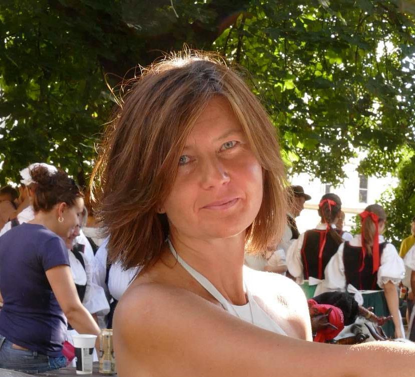 Eva from České Budějovice
