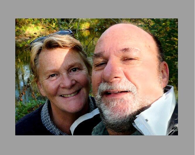 Elizabeth & André-Pierre from Saint-Jean-de-Serres