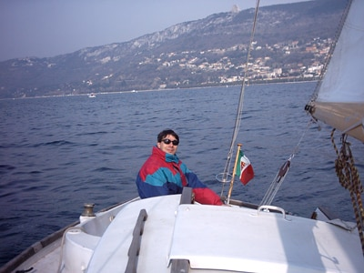 Luciano From Trieste, Italy